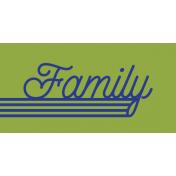 Ramadan Label Family