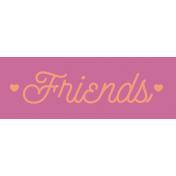 Ramadan Label Friends