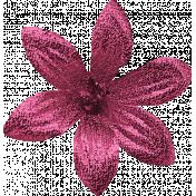Ramadan Flower Pink
