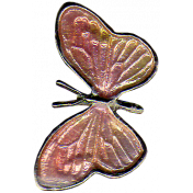 Peachy Keen Butterfly 3