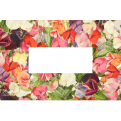 Seriously Floral Pocket Card 30 4x6
