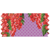 Seriously Floral Washi 042b