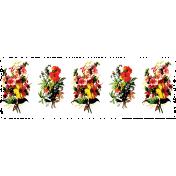 Seriously Floral Washi 044b