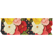 Seriously Floral Washi 047b