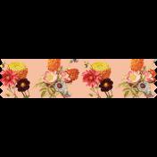 Seriously Floral Washi 048b