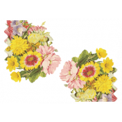 Seriously Floral Washi 050b