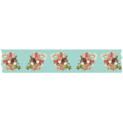Seriously Floral Washi 052b