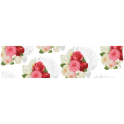Seriously Floral Washi 053