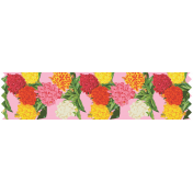 Seriously Floral Washi 054b