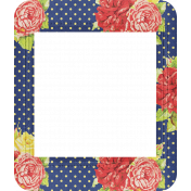Seriously Floral Frame 5