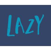 Label Lazy