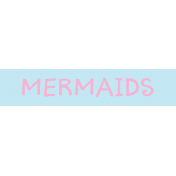 Label Mermaids