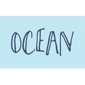 Label Ocean