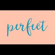Label Perfect