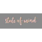 Label State Of Mind