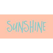 Label Sunshine