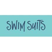 Label Swim Suits