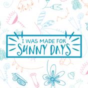 Summer Day Pocket Card 09 4x4