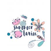 Summer Day Pocket Card 10 3x4
