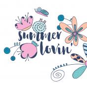 Summer Day Pocket Card 10 4x4