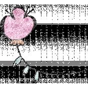 Summer Day Glitter Doodle 18