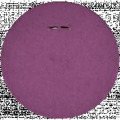 Wildflower Tag Circle