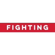 Sports Label Fighting