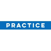 Sports Label Practice
