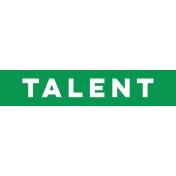 Sports Label Talent