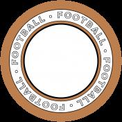 Sports Circle Football