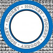 Sports Circle Hockey