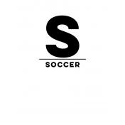 Sports Pocket Card 3x4 Soccer