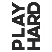 Sports Pocket Card 07 3x4 Play Hard