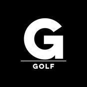 Sports Print Circle Word Golf