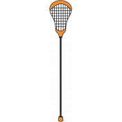 Sports Print Lacrosse Stick