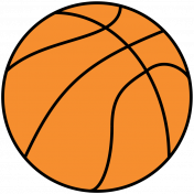 Sports Print Basketball