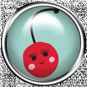 Cute Fruits Flair Cherry