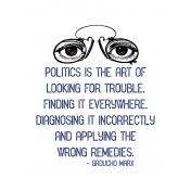 Public Discourse Pocket Card 3x4 Politics
