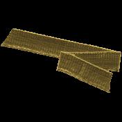 Public Discourse Ribbon Gold