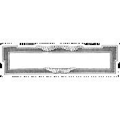 Public Discourse Sticker Frame