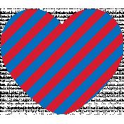 Public Discourse Print Heart 8