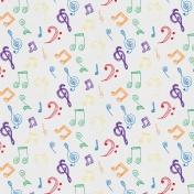 Art School Music Paper 02