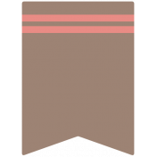 Cozy Day Print Flag 2