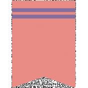 Cozy Day Print Flag 3