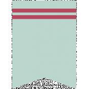 Cozy Day Print Flag 8