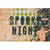 Enchanting Halloweing Pocket Card 02 4x6