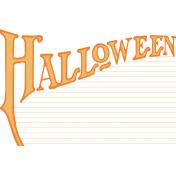 Enchanting Halloweing Pocket Card 03 4x6