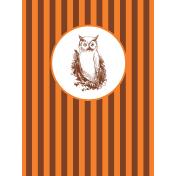 Enchanting Halloweing Pocket Card 09 3x4