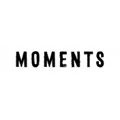 Softly Falling Label Moments