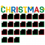 Christmas Layout Template 05